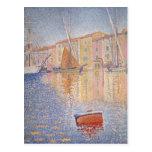 The Red Buoy, Saint Tropez, 1895 Postcard