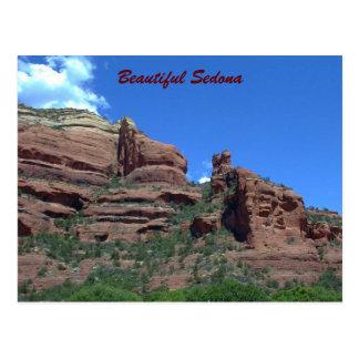 The Red Cliffs of Sedona--Postcard Postcard