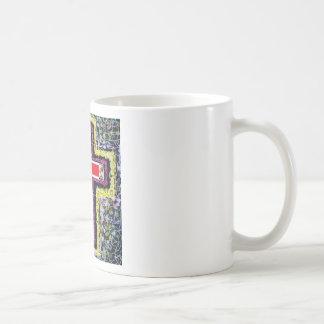 The red Cross Coffee Mug
