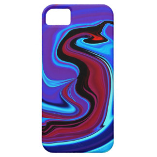 The Red Dragon Abstract iPhone 5 Case