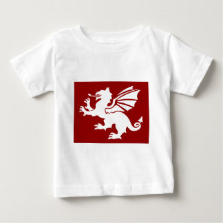 The Red Dragon Baby T-Shirt