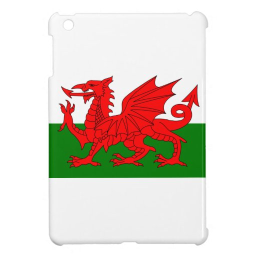 The Red Dragon [Flag of Wales] iPad Mini Case