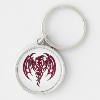 The red dragon - keychain