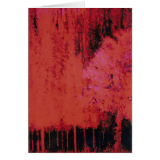 The Red Forest #2 Card