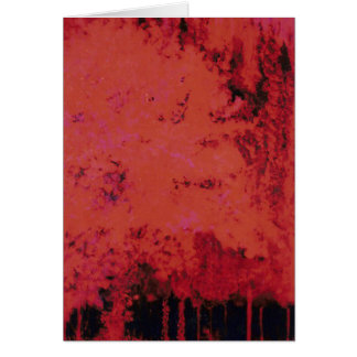 The Red Forest #3 Card