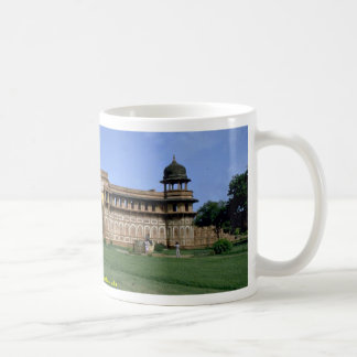 The Red Fort, Agra, Rajasthan, India Mugs