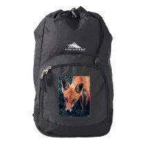 The Red Fox High Sierra Backpack