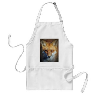 The Red Fox i-Phone  / i Pad Cases Adult Apron