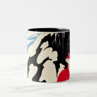 The Red Fox Coffee Mugs