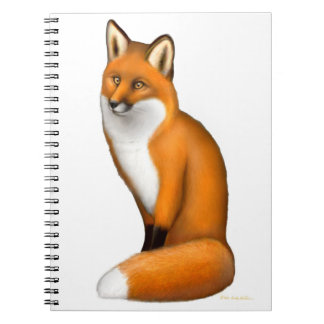 The Red Fox Notebook
