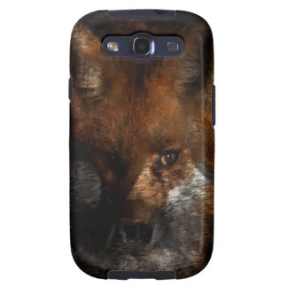 The Red Fox Phone Cases Samsung Galaxy S3 Case