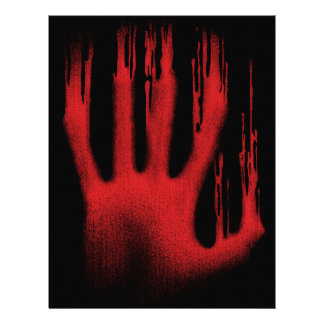 The Red Hand Letterhead