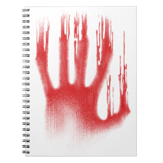 The Red Hand Notebook