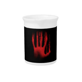 The Red Hand Pitcher