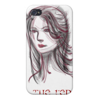 The Red iPhone 4/4S Cases