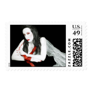 The Red Lie Postage