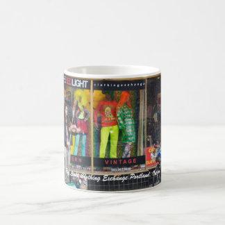 The Red Light Clothing Exchange Coffee Mug