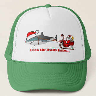 the Red Nose Landshark Hat