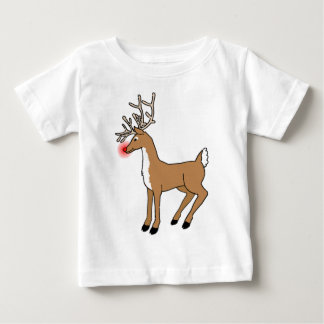The Red Nose Reindeer Christmas T Shirt