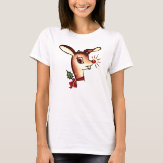 the Red Nose Reindeer Shirt