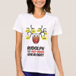 The Red-Nosed Genealogist Tshirt