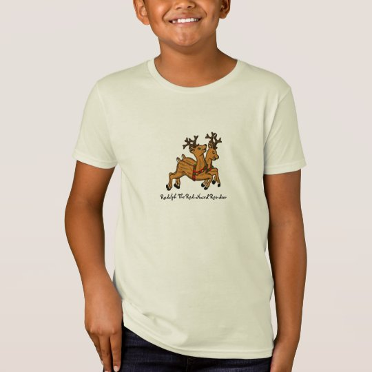 The Red-Nosed Reindeer  Shirt