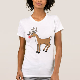 The Red Nosed Reindeer T-shirts