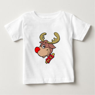 the Red Nosed Reindeer Tee Shirts