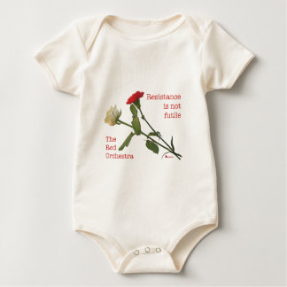The Red Orchestra Baby Bodysuit