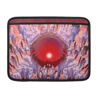 The Red Planet MacBook Sleeve