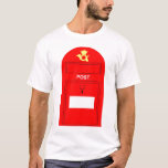 The Red Postbox T-Shirt