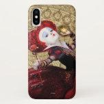 The Red Queen | Adventures in Wonderland 2 iPhone X Case