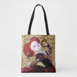 The Red Queen | Adventures in Wonderland 2 Tote Bag