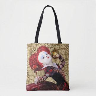 The Red Queen | Adventures in Wonderland 2 Tote Bag