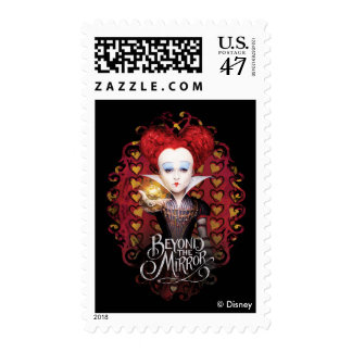 The Red Queen | Beyond the Mirror Postage