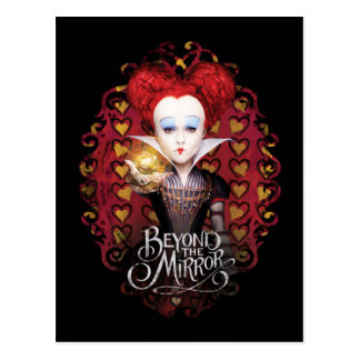 The Red Queen | Beyond the Mirror Postcard
