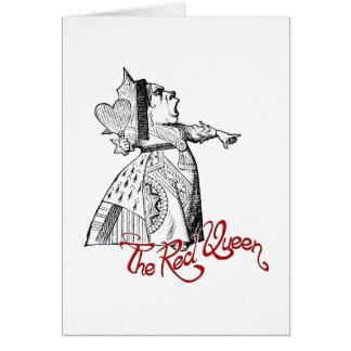 The Red Queen Card