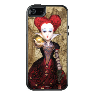 The Red Queen | Don't be Late 2 OtterBox iPhone 5/5s/SE Case