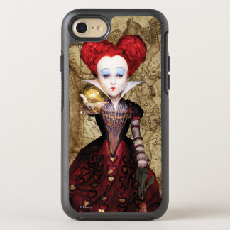 The Red Queen | Don't be Late 2 OtterBox Symmetry iPhone 7 Case