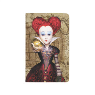 The Red Queen   Don't be Late Journal