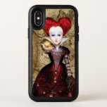 The Red Queen | Don't be Late OtterBox Symmetry iPhone X Case