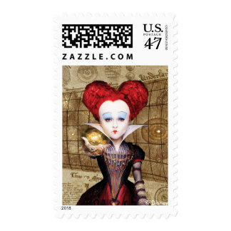 The Red Queen | Don't be Late Postage