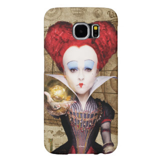 The Red Queen | Don't be Late Samsung Galaxy S6 Case