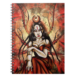 The Red Queen- Faery Notebook