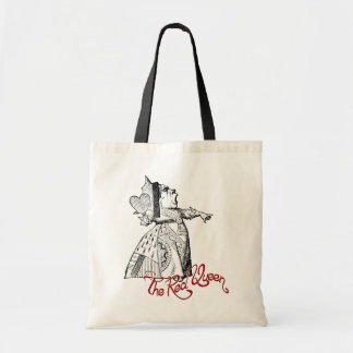 The Red Queen Tote Bag