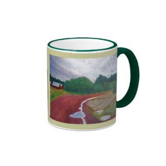 The Red Road Mug