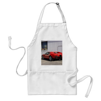 THE RED ROCKET ADULT APRON