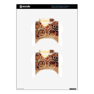 The Red Roofs of Haarlem, aka A Street in Holland Xbox 360 Controller Decal