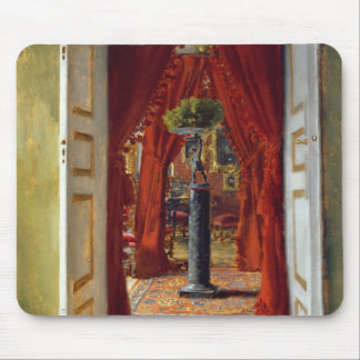 The Red Room, 1882 Mouse Pad