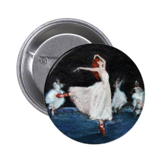 The Red Shoes 2 Inch Round Button